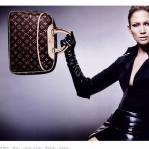 Louis Vuitton Deauville vintage bag celebrities ❤️